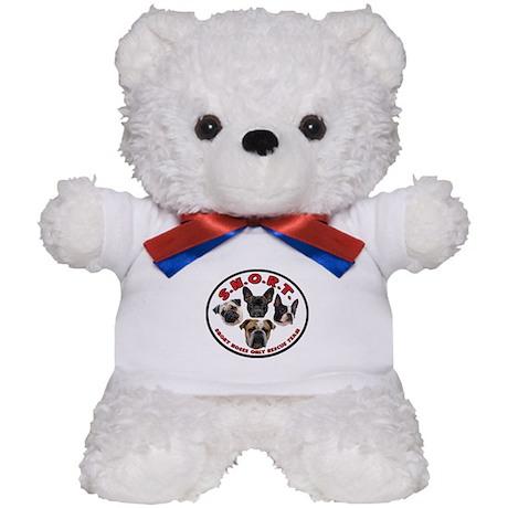 S.N.O.R.T. Logo Teddy Bear