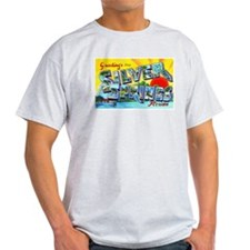 Silver Springs Florida Greetings T-Shirt