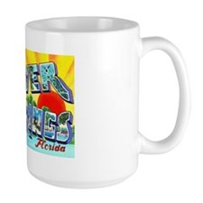 Silver Springs Florida Greetings Mug