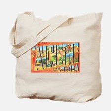 St Augustine Florida Greetings Tote Bag