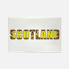 Scotland Royal Banner Rectangle Magnet