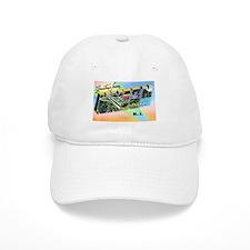 Union New Jersey Greetings Baseball Cap