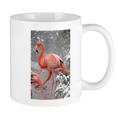 Flamingo Profile Mug