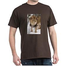 Lion Dark T-Shirt