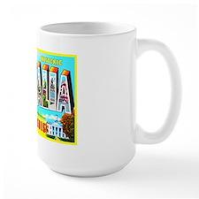 Vandalia Illinois Greetings Mug