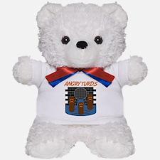 Angry Turds Teddy Bear