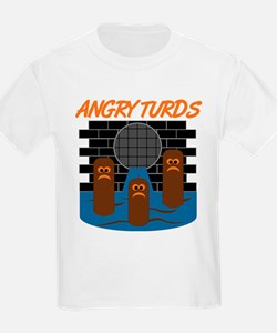 Angry Turds T-Shirt