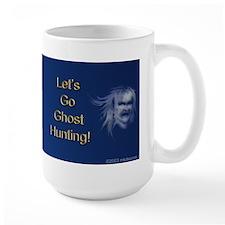 """""""Ghostly Places"""" Mug"""