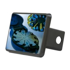 Blood glucose tester - Hitch Cover