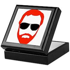 BeardoGlasses Keepsake Box