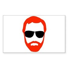 BeardoGlasses Decal