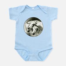 Pharaoh's Horses Infant Bodysuit