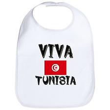 Flag of Tunisia Bib