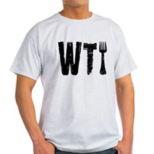 WHAT THE FORK T-Shirt