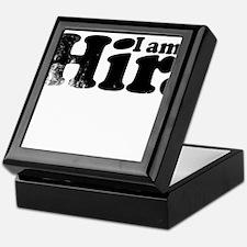 I am Hir. Keepsake Box
