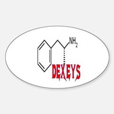 DEXEYS Oval Decal