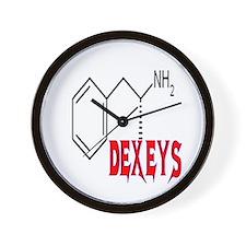 DEXEYS Wall Clock