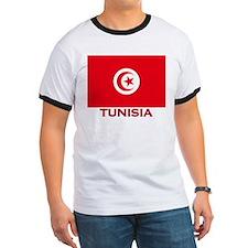 Tunisia Flag Merchandise T