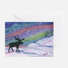 GOD's Promises In Winter Greeting Cards