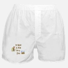 Walk to Shul Boxer Shorts