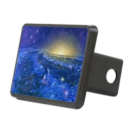 Artwork of the Milky Way, our galaxy - Hitch Cover
