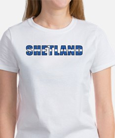 Shetland Islands Women's T-Shirt
