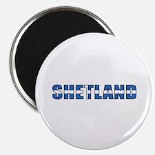 """Shetland Islands 2.25"""" Magnet (10 pack)"""