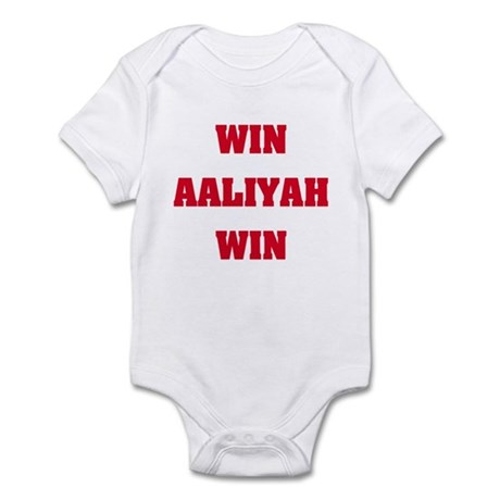 WIN AALIYAH WIN Infant Creeper