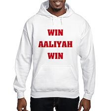 WIN AALIYAH WIN Hoodie Sweatshirt