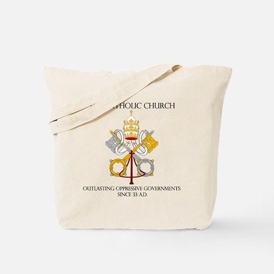 The Catholic Church Tote Bag