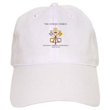 The Catholic Church Baseball Cap