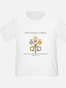 The Catholic Church T