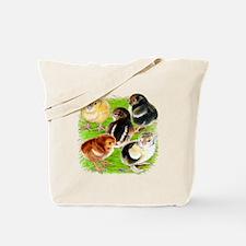 Five Chicks Tote Bag