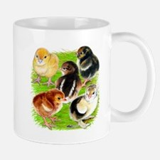 Five Chicks Mug