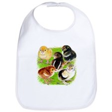 Five Chicks Bib