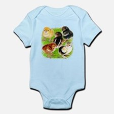 Five Chicks Infant Bodysuit