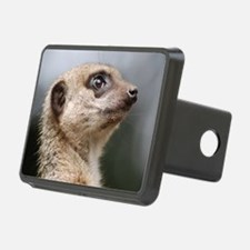 Meerkat Searching the Skie Hitch Cover