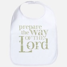 Prepare the Way of the Lord Bib
