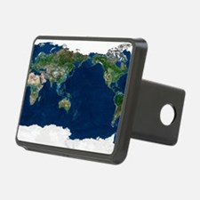 Whole Earth, satellite image - Hitch Cover