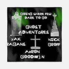 Ghost Adventures Queen Duvet