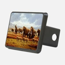 Woolly mammoths - Hitch Cover