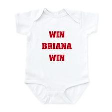 WIN BRIANA WIN Infant Creeper