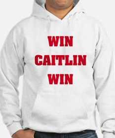WIN CAITLIN WIN Jumper Hoody