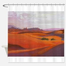 ARIZONA DUNES Shower Curtain