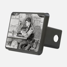 Thomas Edison, US inventor - Hitch Cover