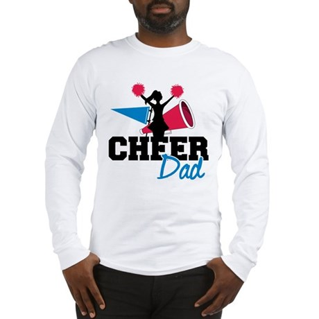 Cheer Dad Long Sleeve T-Shirt