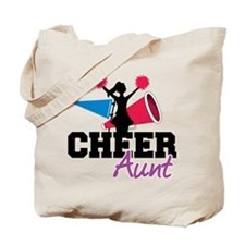 Cheer Aunt Tote Bag