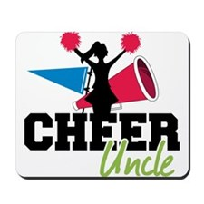 Cheer Uncle Mousepad