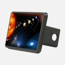 Solar system planets - Hitch Cover