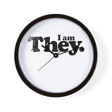 I am They. Wall Clock